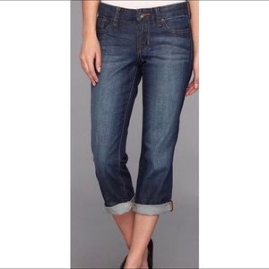 Lucky Brand Sweet'n Crop Jeans Blue Size 6 / 28